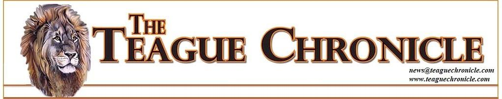 Teague Chronicle Logo