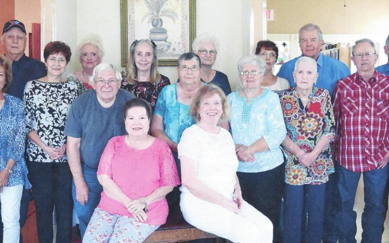 THS Class of '61 meets for reunion