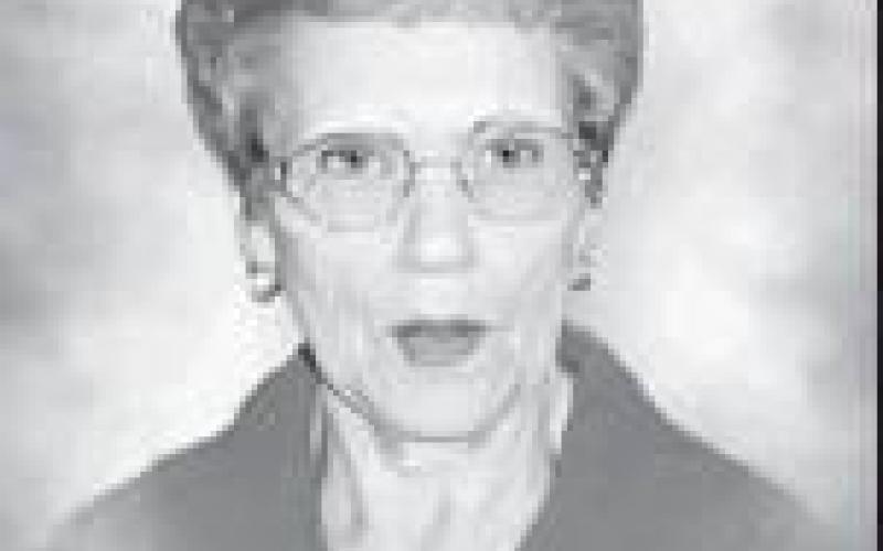 MARIE MATTHEWS COLLIE