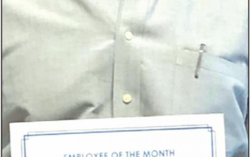 Congratulations employees and teachers
