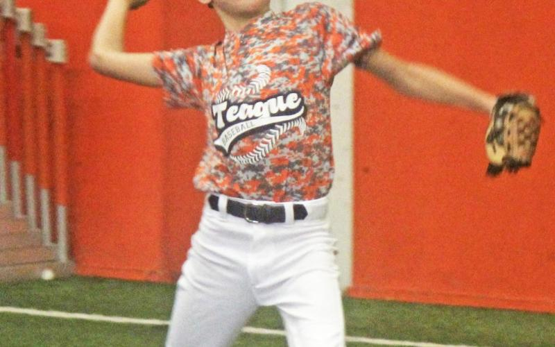 THS grads host baseball camp