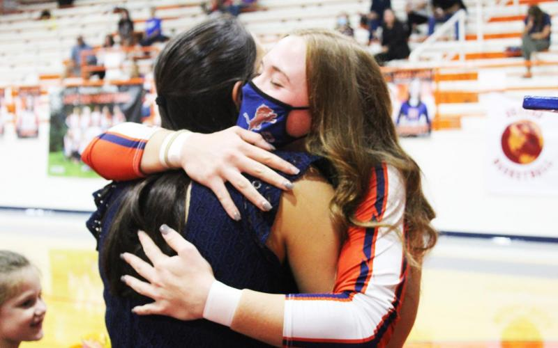 Lady Lions earn All-District honors