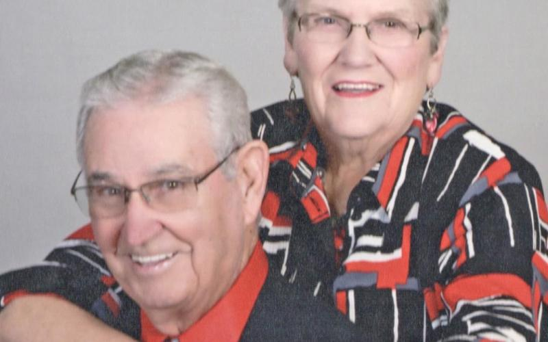A true love story: Harrol and Ann Dickson, 67-years and counting