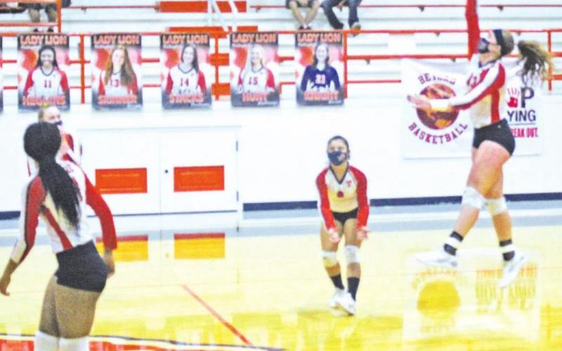 Lady Lions to begin district play