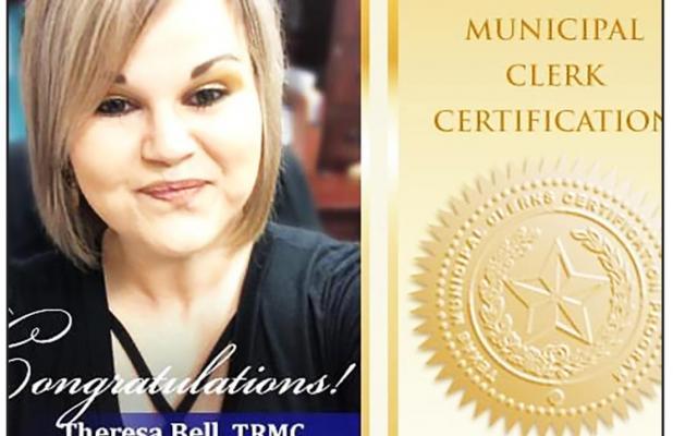 Bell earns TRMC certification