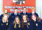 Teague FFA elects officers for 2020-21