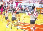 Lady Lions outlast Groesbeck in five sets