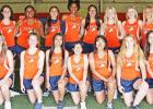 Teague Girls Track Team