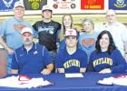 THS graduates sign to play college baseball