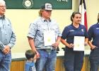 Ielati honored by board of aldermen for saving brother
